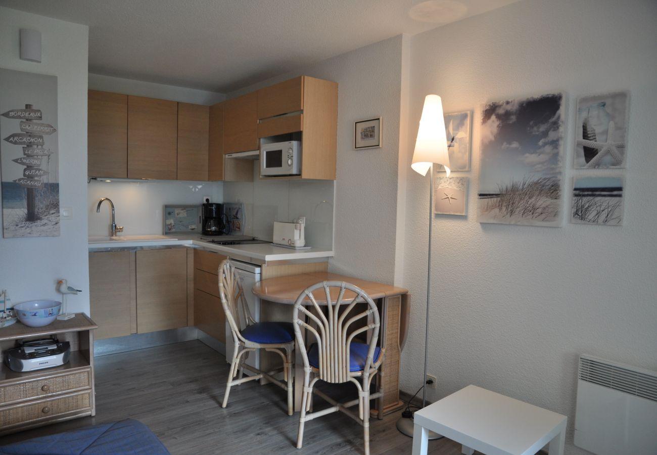 Appartement à Lacanau - BLEU MARINE 48 - 2287